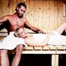 Bergresort Wellness Sauna
